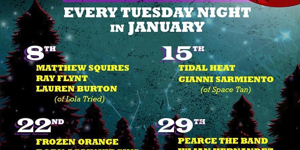 Wojcik Tuesdays: Cory Dennis, Gianni Sarmiento