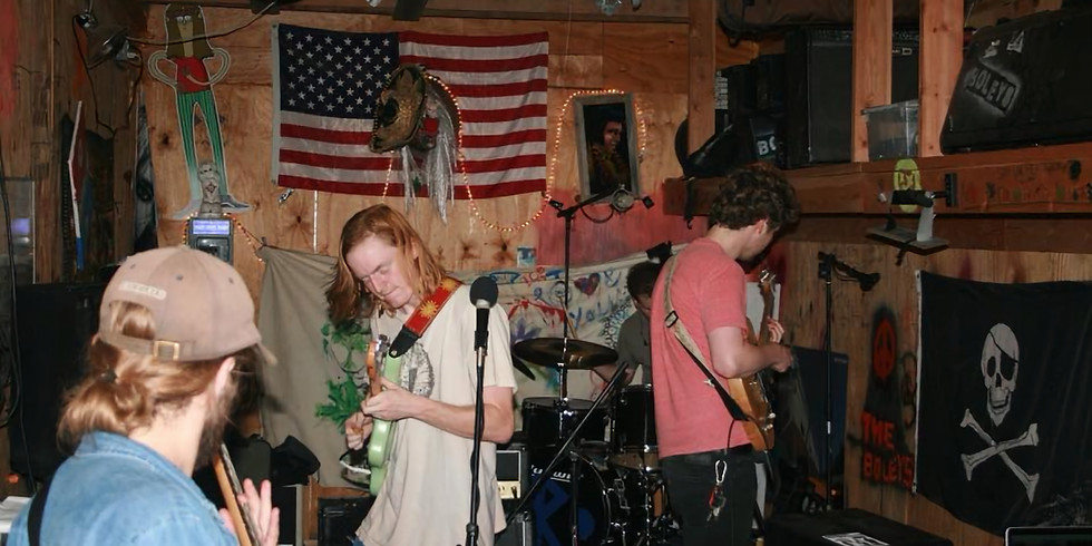 The Gnomads, Follow Through, Jacob Spencer, John Griffin of Boyd