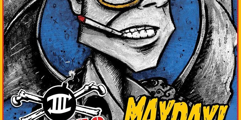 Mayday Mayday, The Awful Lot, Threes away