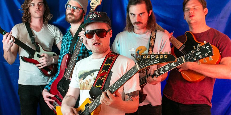 Magic Rockers of Texas, Sick Ride, Grape St, Pocket Sounds