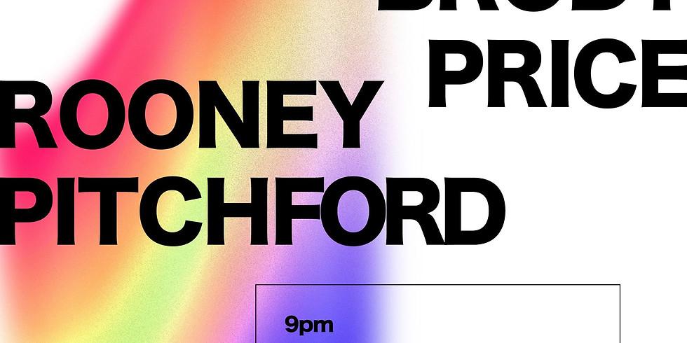 Brody Price, Thomas Csorba, Rooney Pitchford