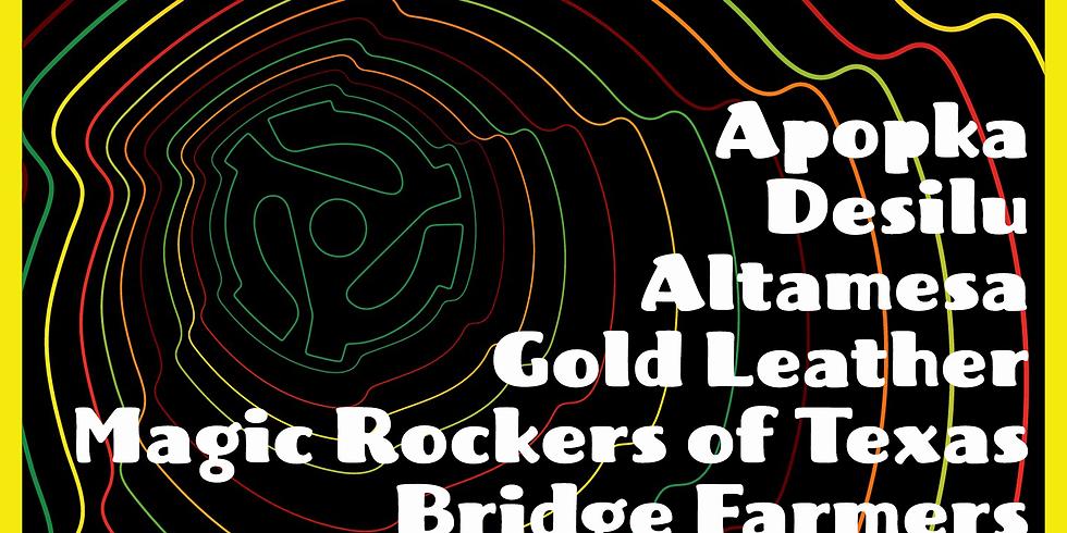 HOLE45: Apopka, Desilu, Altamesa, Gold Leather, Magic Rockers of Texas, Bridge Farmers