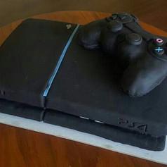 PS4 White Chocolate Mud Cake