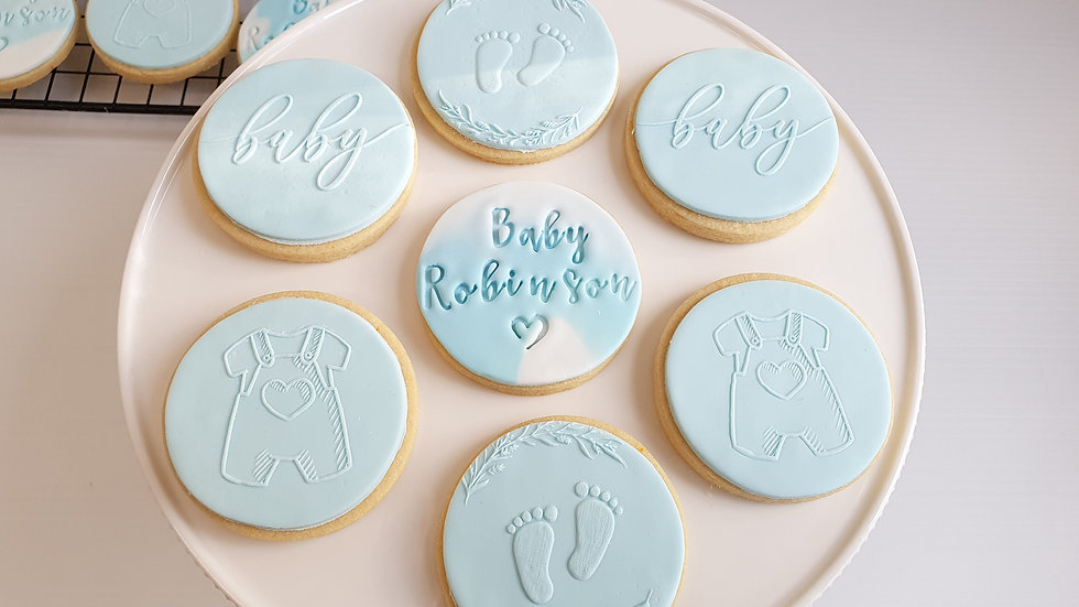 Baby Themed Cookies (minimum 12)