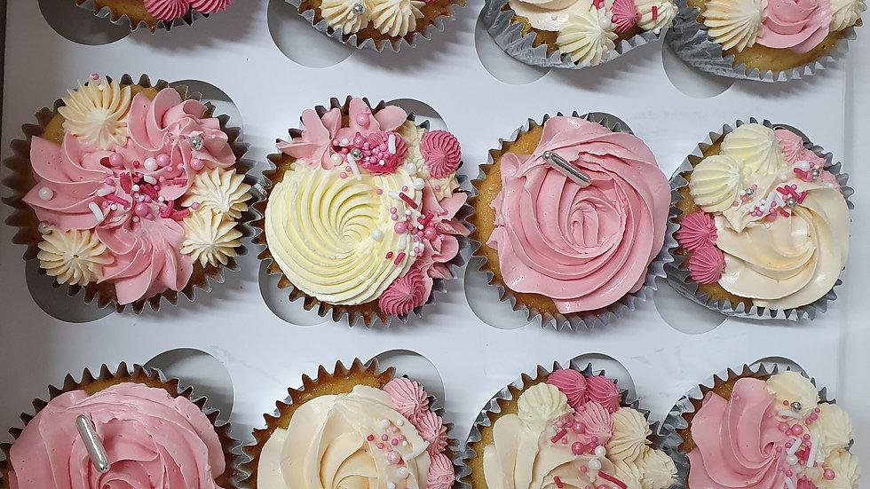 Deluxe Cupcakes (12)