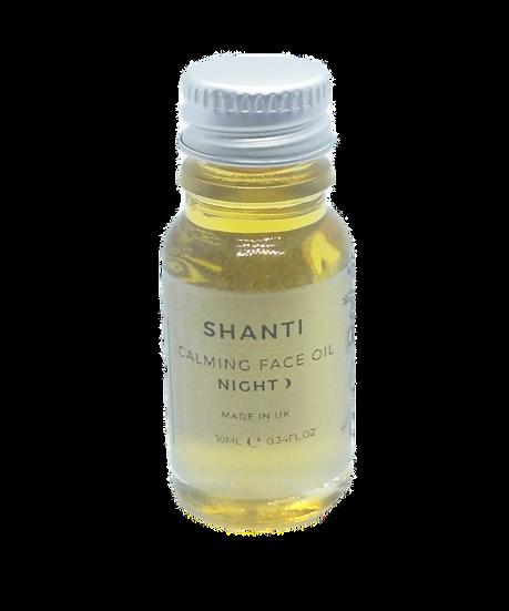 Shanti - anti-aging face oil (night)