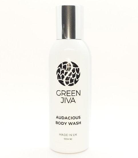 BodyWash / Shampoo 100ml (Audacious fragrance)