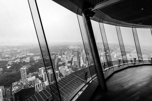 Sky Tower Observation Deck