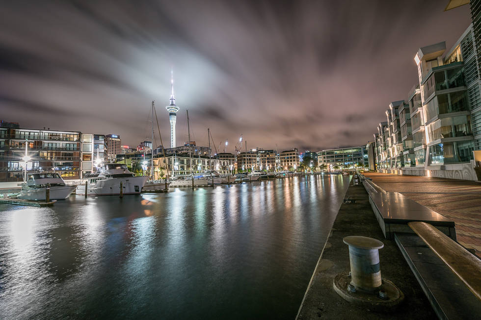 Viaduct Harbour