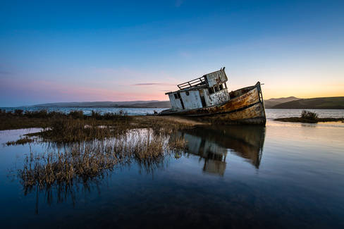 The Point Reyes Shipwreck
