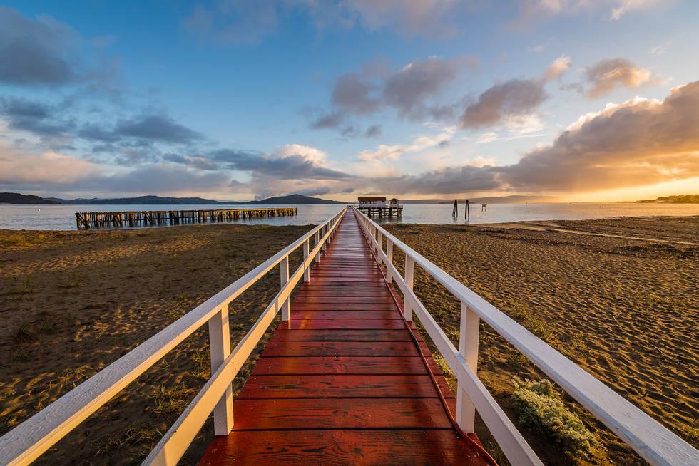 Crissy Beach Pier