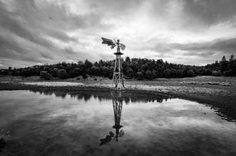 Reflections of a Broken Windmill
