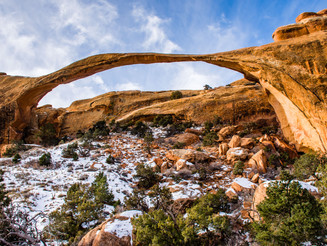 Arches National Park, Monument Valley, & Canyonlands National Park