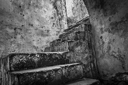 Stairwells of Fort Matthew