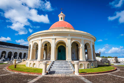 Capilla del Santa María Cementerio