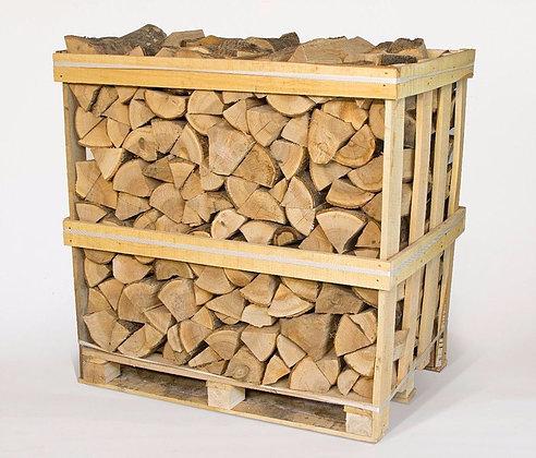 Kiln Dried Oak Hardwood - Small MEGACRATE 1m3
