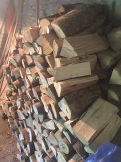 Kiln Dried Ash Hardwood - BARROW BAG