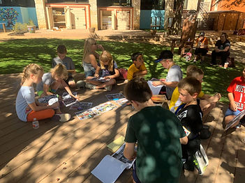 Kids Helping to plan the park.jpg