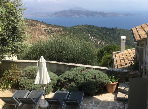 A week in Corfu