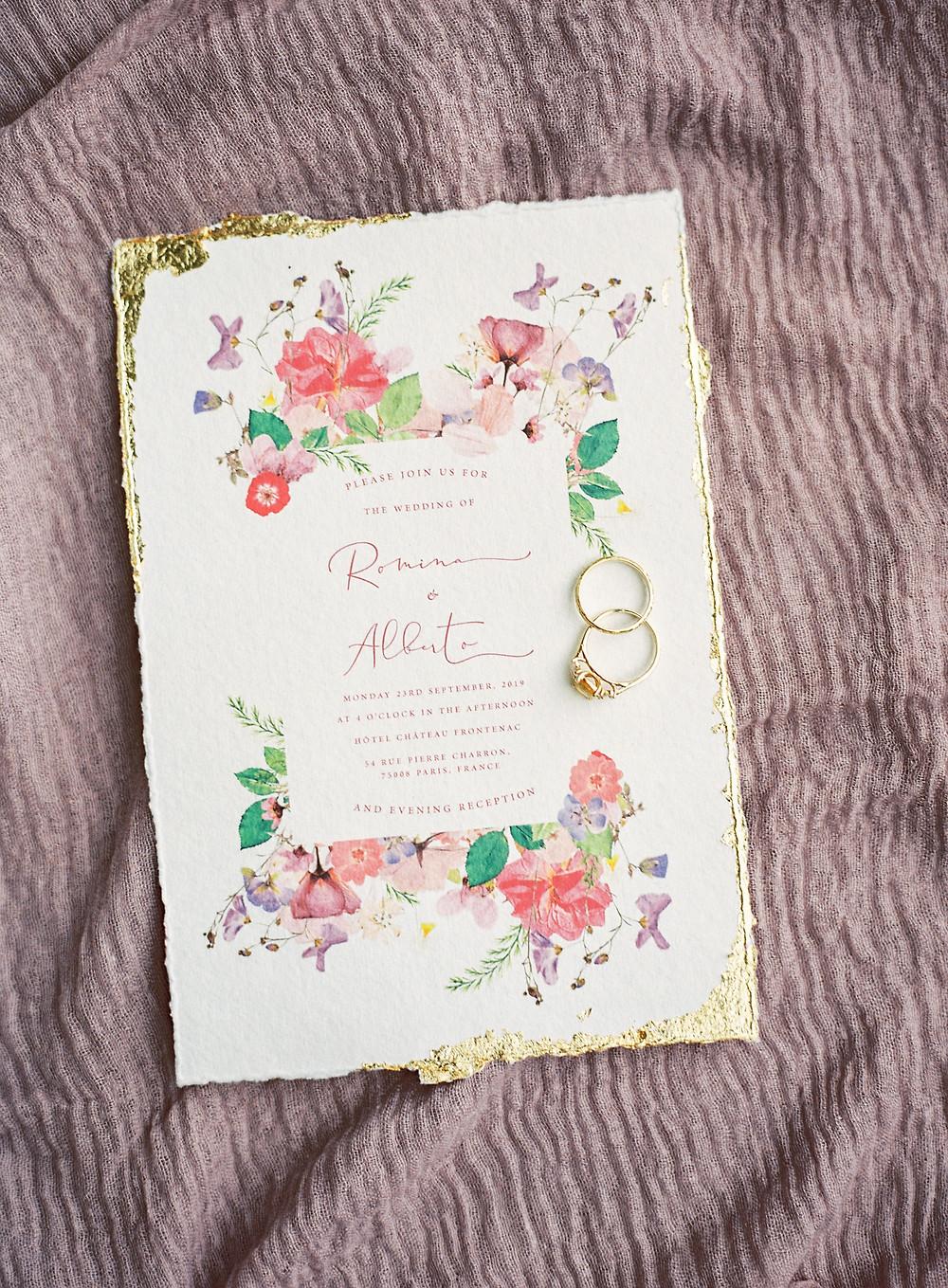 Destination Wedding Planner, Paris