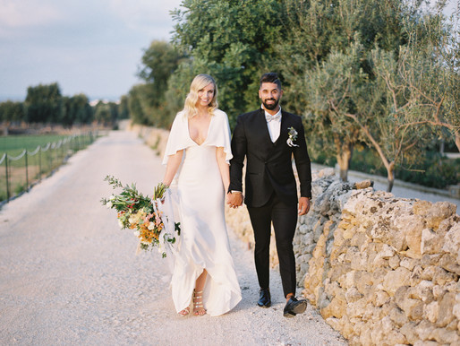 A Masseria Wedding in Puglia