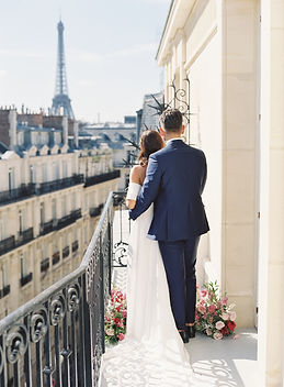 Destination Wedding Planner Paris