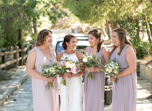 A Cyprus Countryside Wedding
