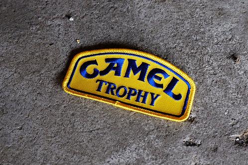MNFR Part Number: IM038 - Camel Trophy Patch
