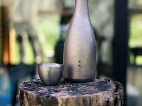 Gear Review: The Titanium Snow Peak Sake Carafe & Cups