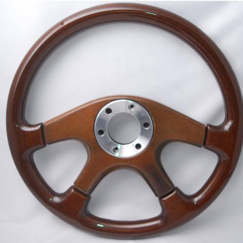 MNFR Part Number: IM078 - Intalvolante Wood Steering Wheel