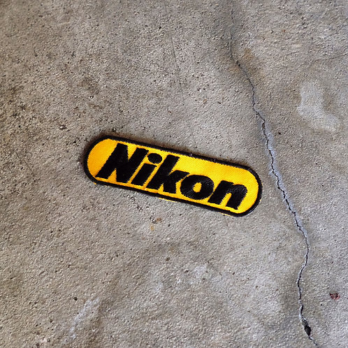 MNFR Part Number: IM064 - Nikon Camera Patch