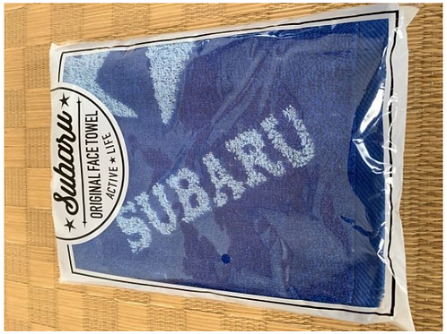 MNFR Part Number: IM044 - Subaru Towel