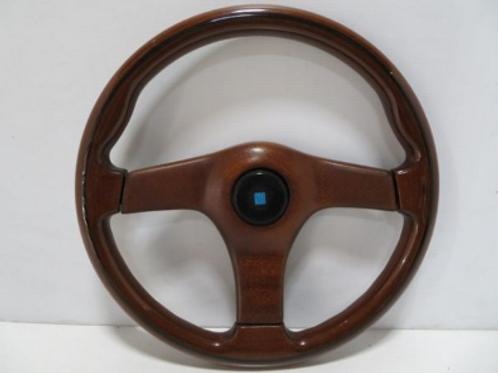MNFR Part Number: IM077 - Nardi Wood Steering Wheel
