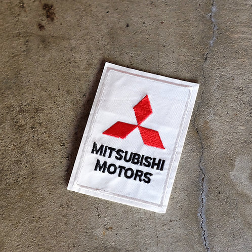 MNFR Part Number: IM063 - Mitsubishi Motors Patch