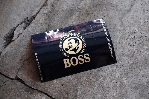 MNFR Part Number: IM002 - Coffee Boss Contest Sticker