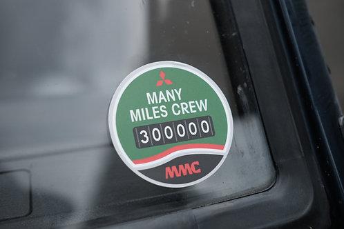 4X026 - 25ct MMC 300k Sticker