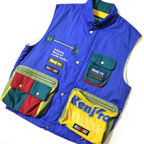 MNFR Part Number: IM034 - Kenjiro Ralliart Vest
