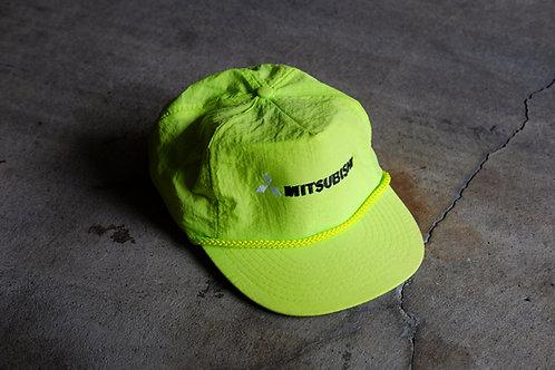 MNFR Part Number: IM055 - Mitsubishi Green Neon Hat