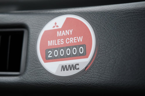 MNFR Part Number: 4X025 - MMC 200k Sticker