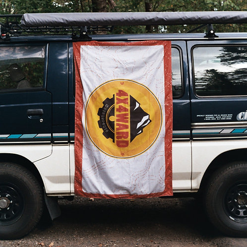 MNFR Part Number: 4X011 - 3x5' Camping Flag