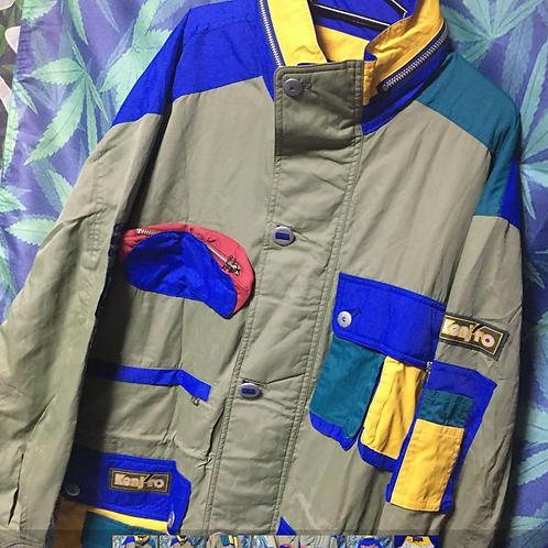 MNFR Part Number: IM035 - Kenjiro Ralliart Jacket