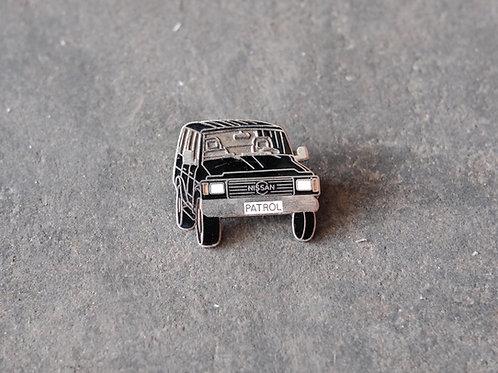 MNFR Part Number: DC015 - Nissan Patrol Pin