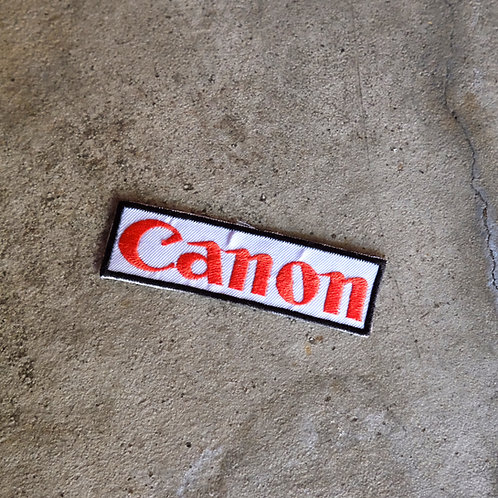 MNFR Part Number: IM060 - Canon Camera Patch