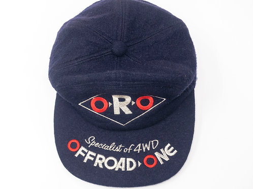 MNFR Part Number: IM082 - Mitsubishi Ralliart OffRoad One Wool Hat