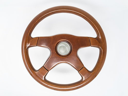 360mm Renoma Paris Wood Steering Wheel