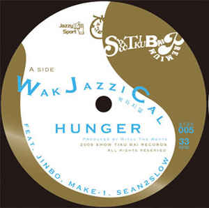 [2009.05.00] WakJazziCal - Hunger