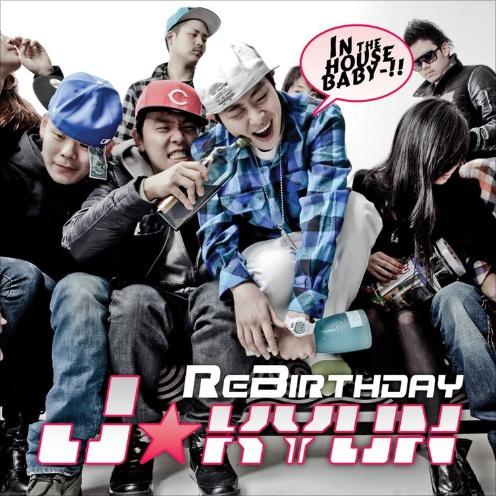 [2010.05.11] J.Kyun - ReBirthday