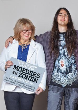 Moeders en Zonen - Familie Nederland