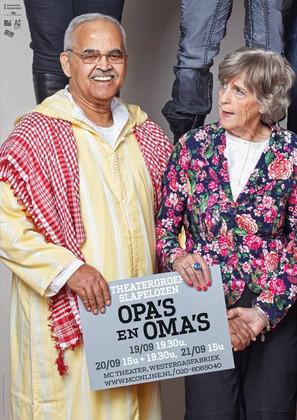 Opa's en Oma's - Familie Nederland