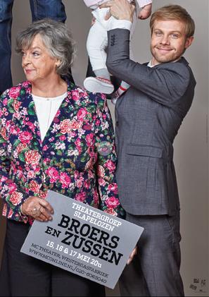 Broers en Zussen - Familie Nederland